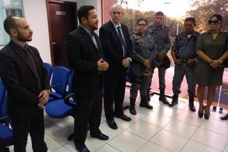 Defensoria Pública homenageia advogado que protegeu defensora de agressão em Rosário Oeste