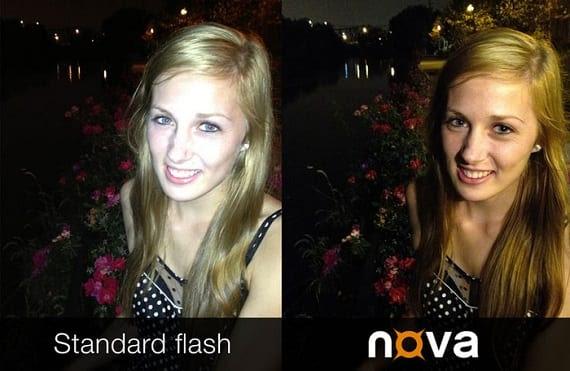 nova 02 Un exGoogler lanza Nova, un flash inalámbrico para terminales Android