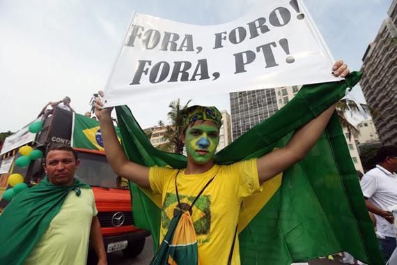 BRASIL PROTESTO 2