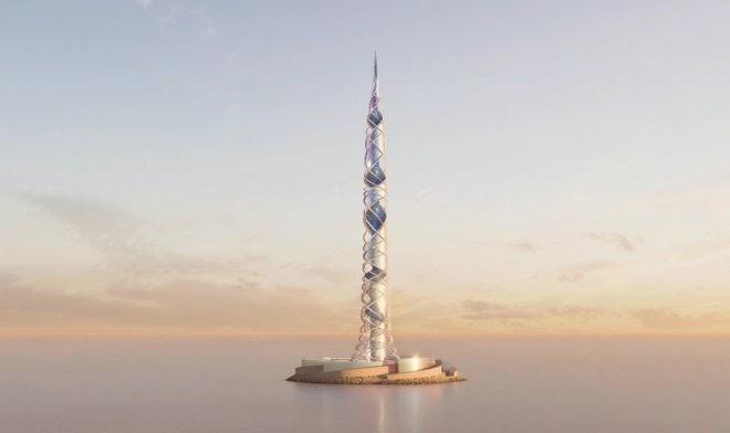 В Санкт-Петербурге появится «Лахта-Центр II» – второй по высоте небоскреб в мире