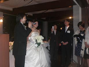 081221いのゆき結婚式 いのゆきさん
