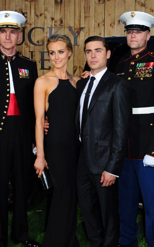 The Lucky One (LA Premiere) - April 16, 2012, Zac Efron