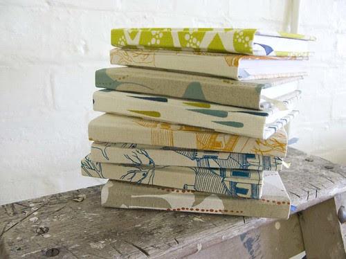 Handbound books