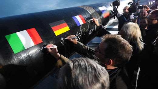 South Stream pipeline