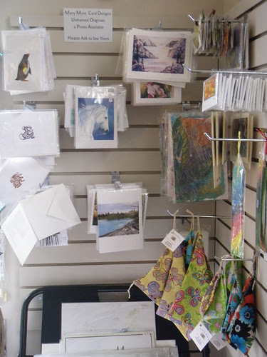 cards, prints and gift bags galore!