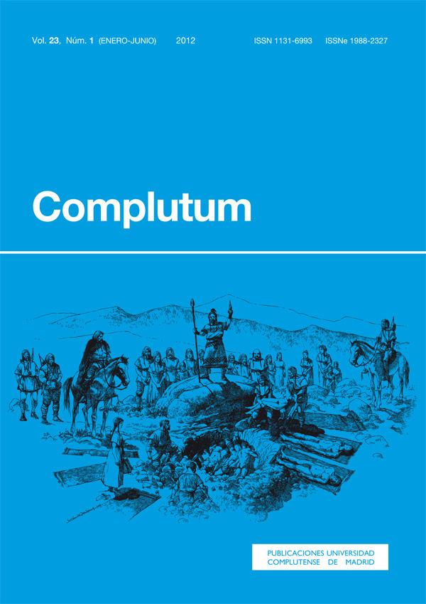 Complutum Vol. 23, Núm. 1 (2012)