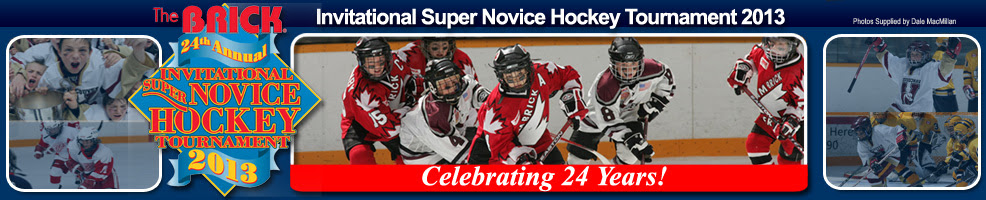 Edmonton Area Super Novice Hockey Club - Brick Invitational