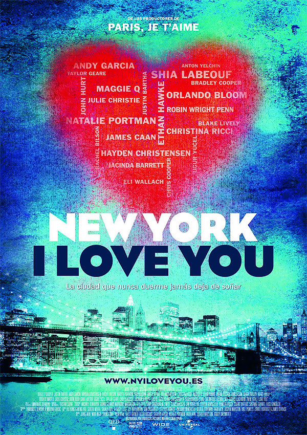 New York, I Love You (Varios Directores, 2.009)