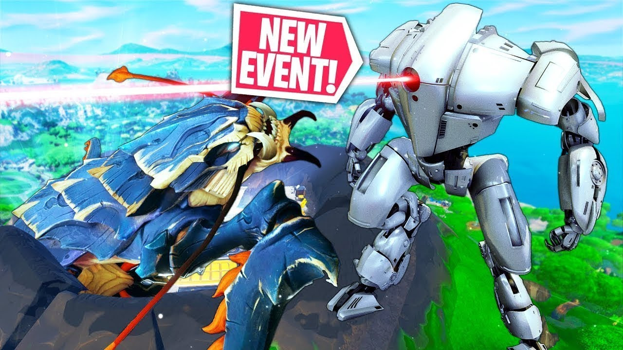*NEW* ROBOT FACTORY EVENT HAPPENING RIGHT NOW! DOGGUS VS ...