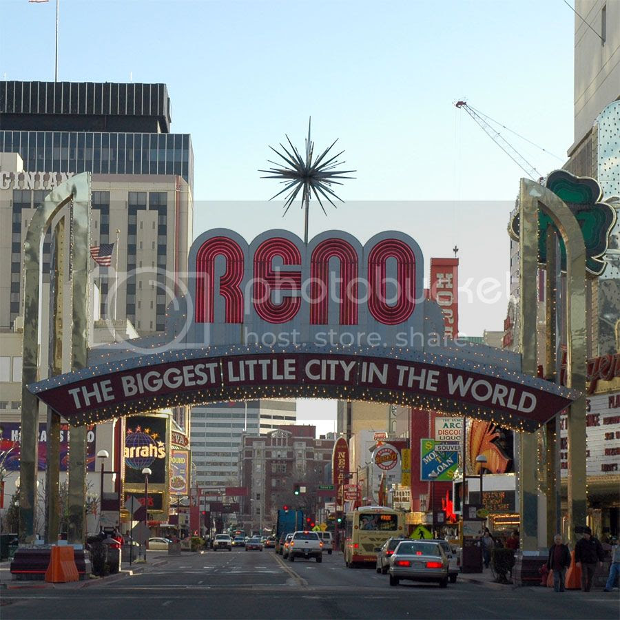 Interesting places to visit in Nevada