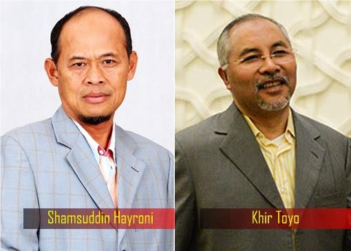 Shah Alam Bungalow Scandal - Khir Toyo and Shamsuddin Hayroni