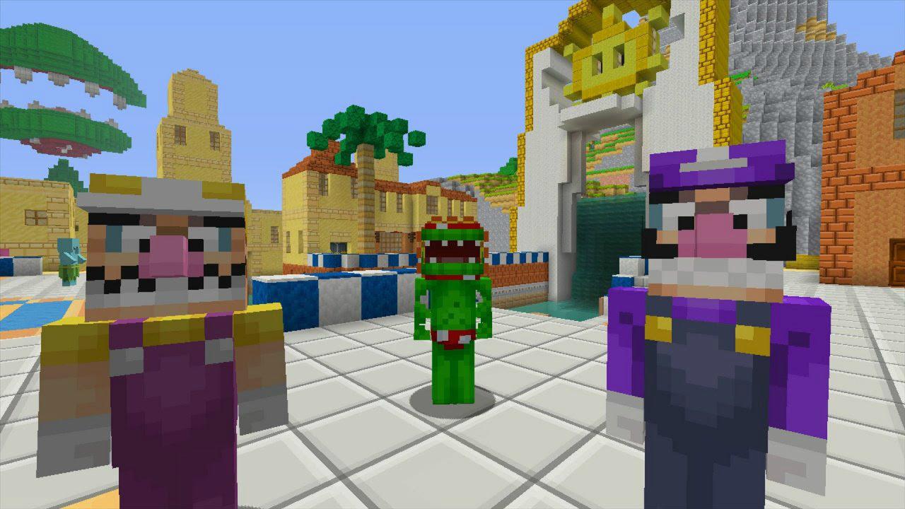 Nintendo Download: Minecraft: Nintendo Switch Edition screenshot