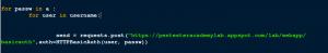 HTTP Basic authentication