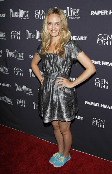 "Jess Weixler - Gen Art And Overture Films Present A Screening Of ""Paper Heart"""