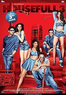 Housefull 3 Hindi Film Watch Online | 2016 | Bollywood Movie | Full Movie Watch Online | Free
