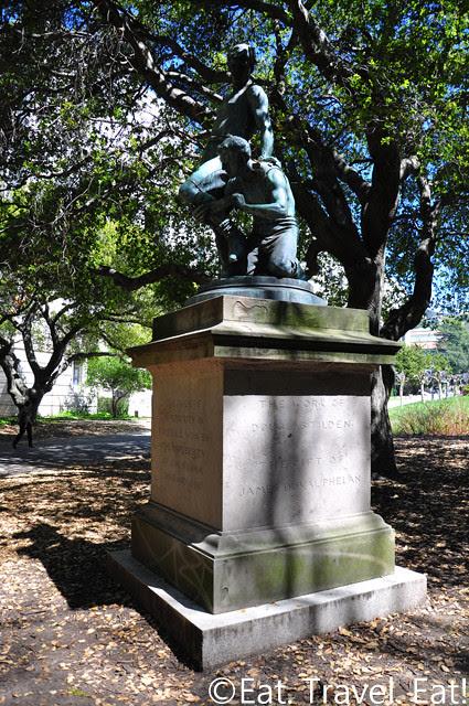 UC Berkeley, Berkeley, CA- Sculpture