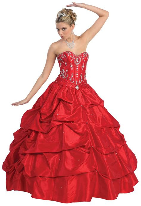 sale quinceanera sweet  debutante gowns pageant