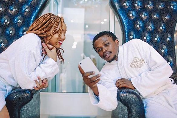 Kibanja, Meet Kibanja Chipukeezy's New Girlfriend Driving Men Mad