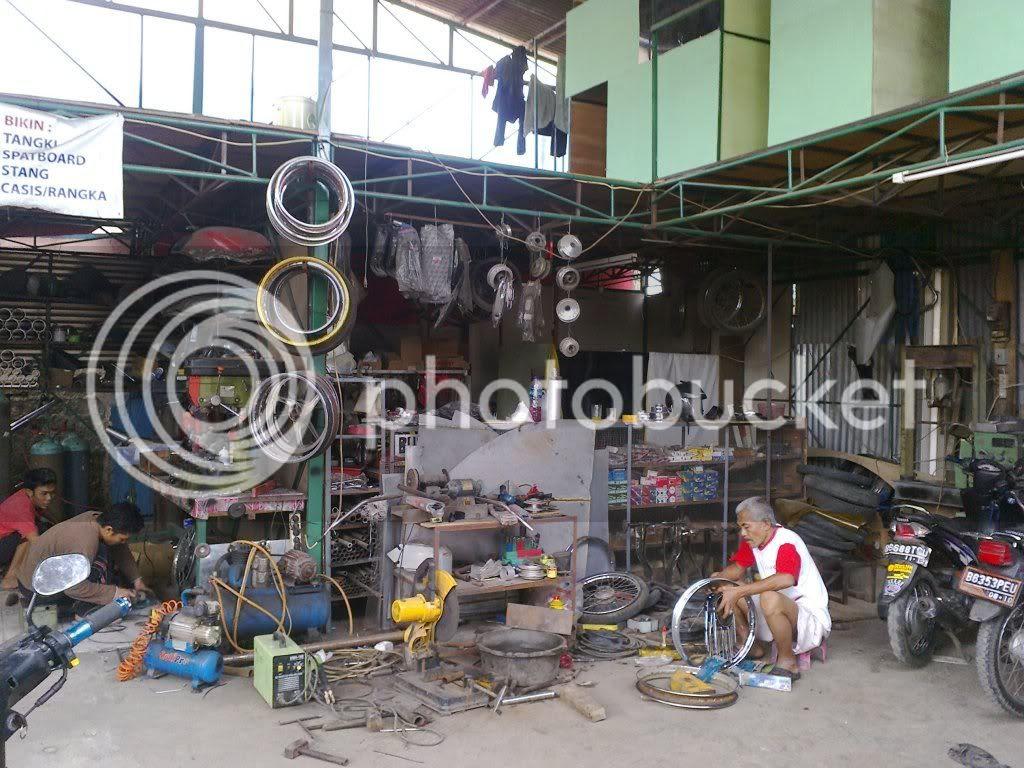 108 Bengkel Modifikasi Motor Cb Jakarta Modifikasi Motor Honda CB