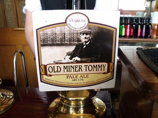 52 beers 3 - 01, Stables, Old Miner Tommy, England