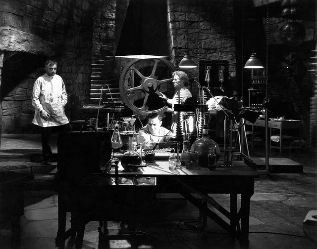 The Bride of Frankenstein (Universal, 1935) 32