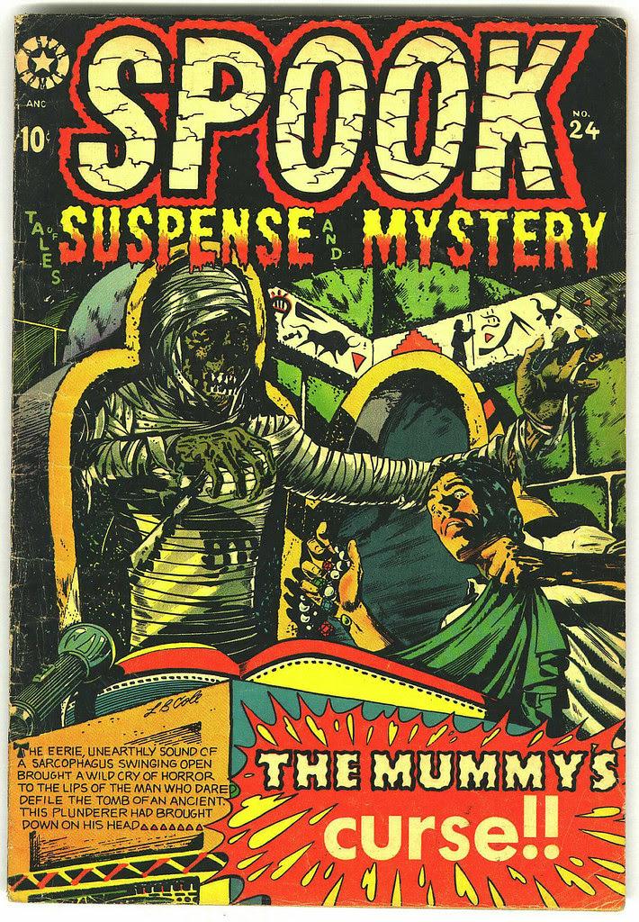 Spook #24 (Star Publications, 1953)
