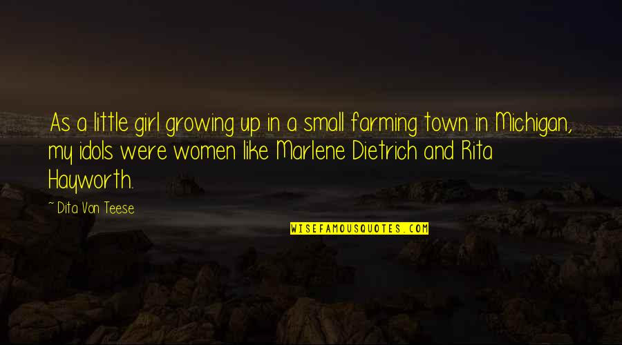 Growing Up In A Small Town Quotes Top 15 Famous Quotes About