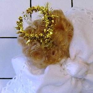 Ангел из ткани своими руками8