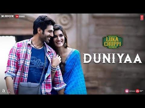 DUNIYA LYRICS – Luka Chuppi | Kartik Aaryan & Kriti Sanon
