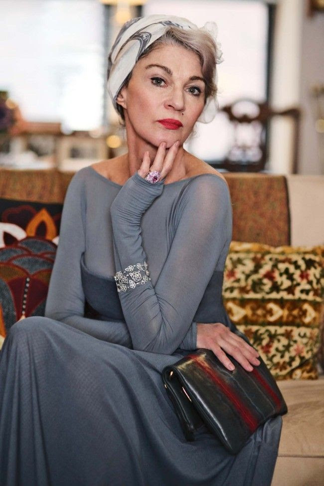Advanced Style. Jenny Hirschowitz – age 59
