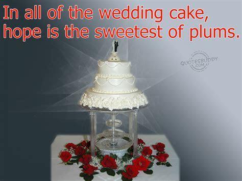 Wedding Cake Quotes. QuotesGram