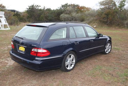 Buy used Mercedes Benz E500 4Matic Wagon 2005 - Excellent ...