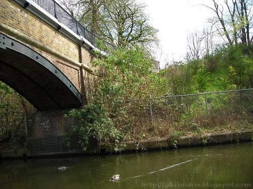 Bridge at Regent's Canal