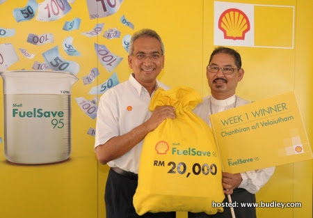 Shell Winner's Celeb _ Pic 1