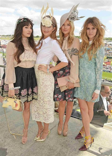 epsom derby official style guide  derby day  ladies