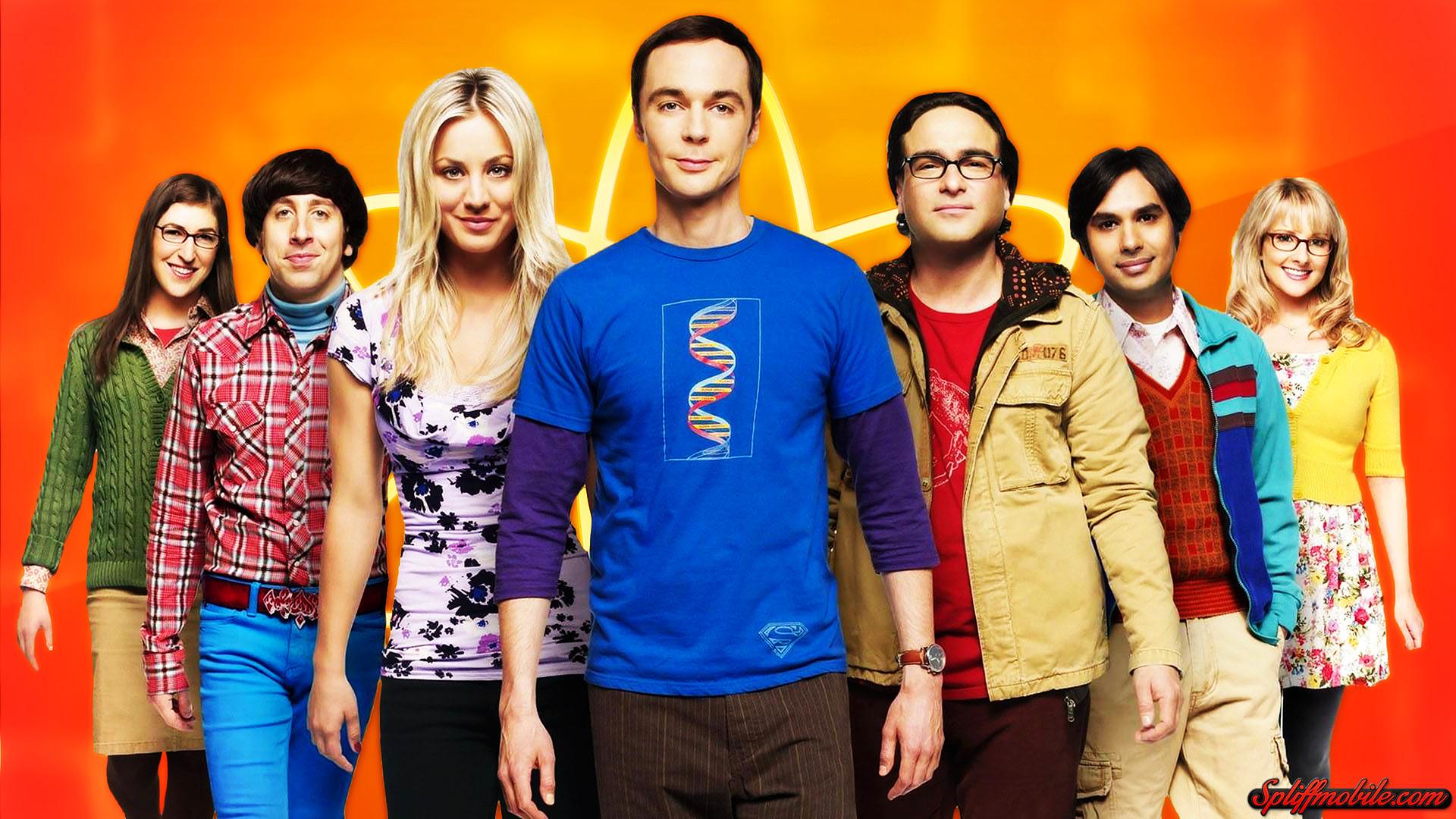 Big Bang Theory Wallpaper 74 Images
