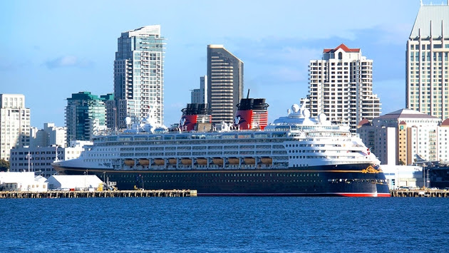 What Would It Take for California to Lure a New Mega Cruise Ship?