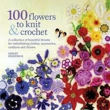 Image of 100 Flowers to knit and crochet
