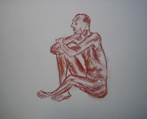 Matthew Felix Sun's Live Drawing _ 1993