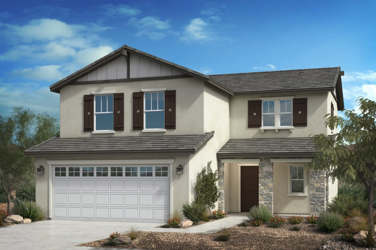 New Homes for Sale at Summit Crest in Fontana, CA  KB Home