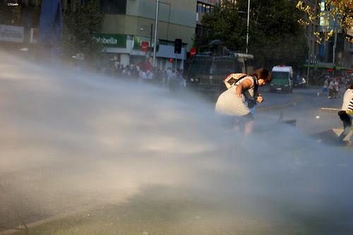 Manifestación de apoyo a los Ayseninos 1 by Alejandro Bonilla
