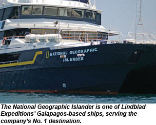 National Geographic Islander