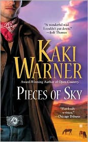 Pieces of Sky by Kaki Warner: Book Cover