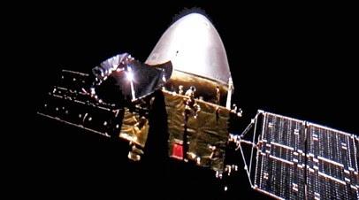 Китайский космический зонд преодолел 400 млн км