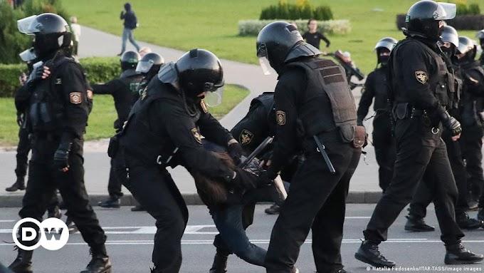 Правозащитники представили доклад о пытках в Беларуси