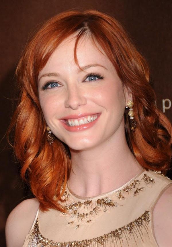 Christina Hendricks Redhead