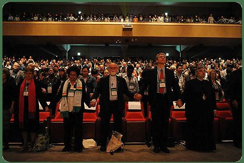 «Συγγνώμη πού εἴμαστε Ὀρθόδοξοι» : 10η  Γενική Συνέλευση του Π.Σ.Ε. στό Πουσάν