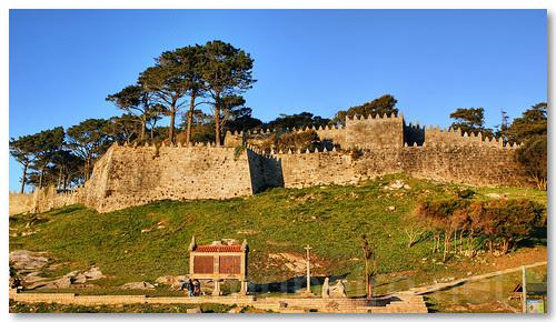 Fortaleza de Monterreal by VRfoto