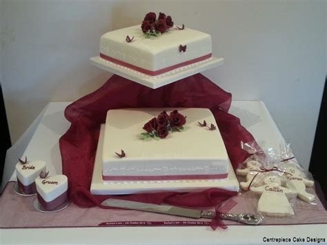 Tiered Wedding Cakes, Isle of Wight Wedding Cake Bakers