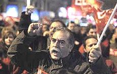Portogallo in rivolta contro l'austerity